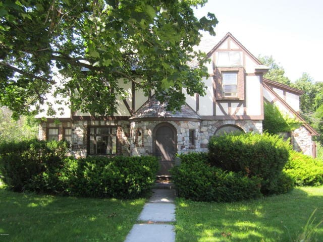Storybook Tudor - North Adams - House
