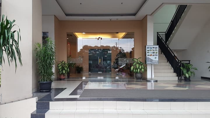 Cozy Studio Apartment Near Kemang