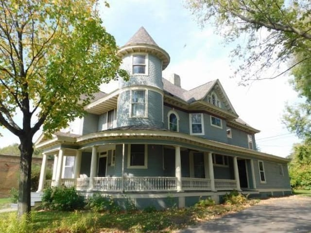 Minnesota Victorian Carver House