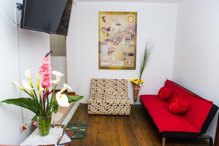 Casa Hospedaje Burgos - Bedrooms