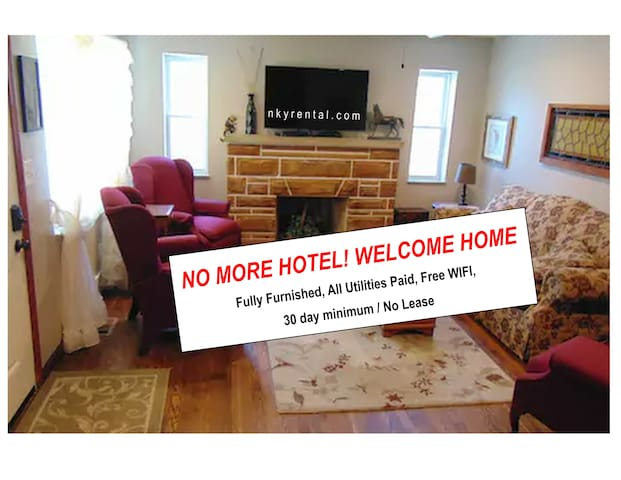 Long term Hotel Extended 30 day Furnished HOUSE AH