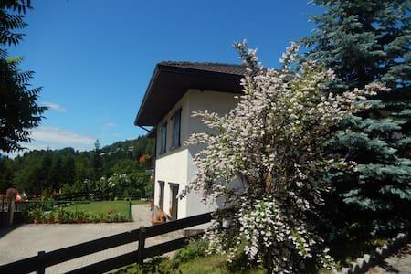 Casetta in Trentino con giardino recintato - Sant'Orsola