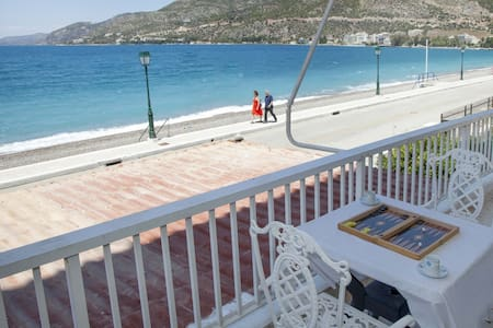 SEA VIEW APARTMENT - Posidonia