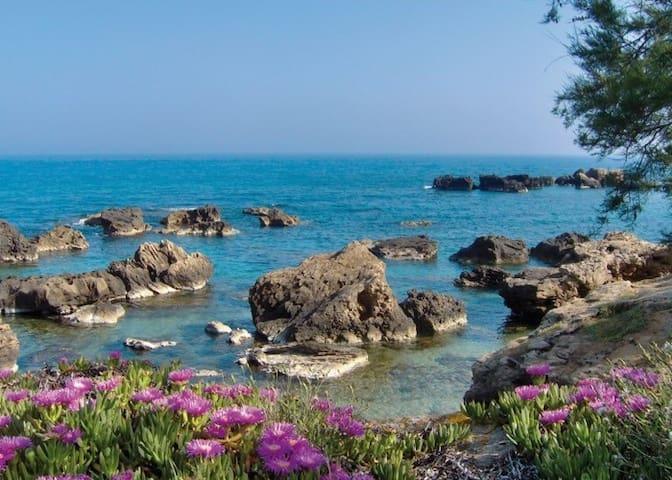 Casa vacanze località Campione, Crotone,Calabria