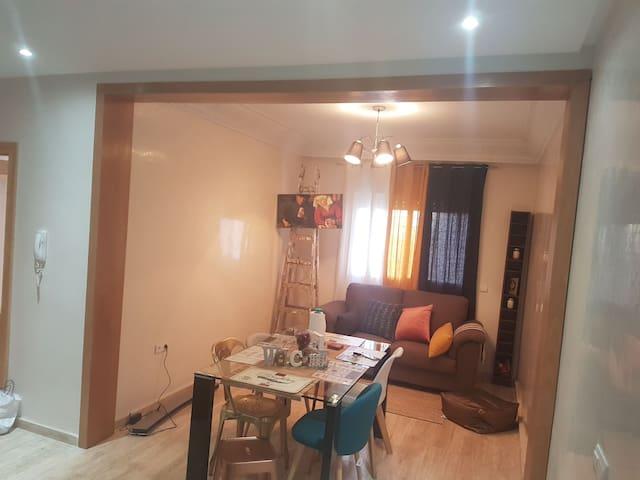 Appartement cosy - Casablanca - Departamento