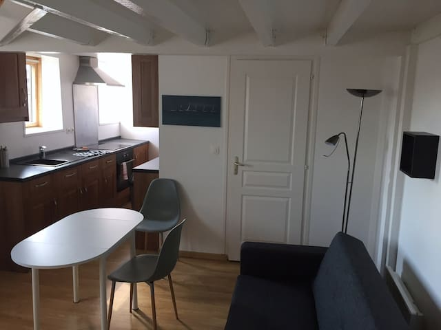Appartement 40 m² centre-ville de Valenciennes - Valenciennes - Departamento