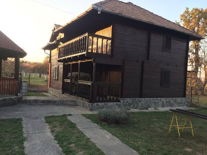 Chalet - perfect for family holidays