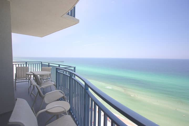 3bed 3bath On the Beach Condo