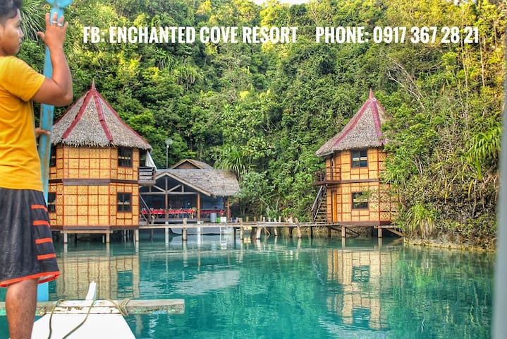 "Enchanted Cove Resort ""Sohoton Escapade"""