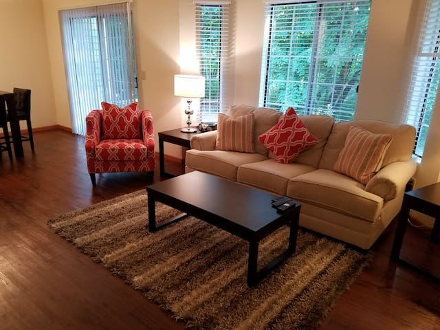Beautiful 2bd Townhome in Plymouth! - Plymouth - Huoneisto