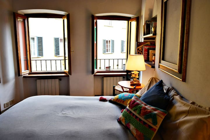 Tuscan apartment, medieval village close to Lucca