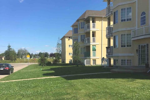 Cold Lake South - BEST 2 BD Condo