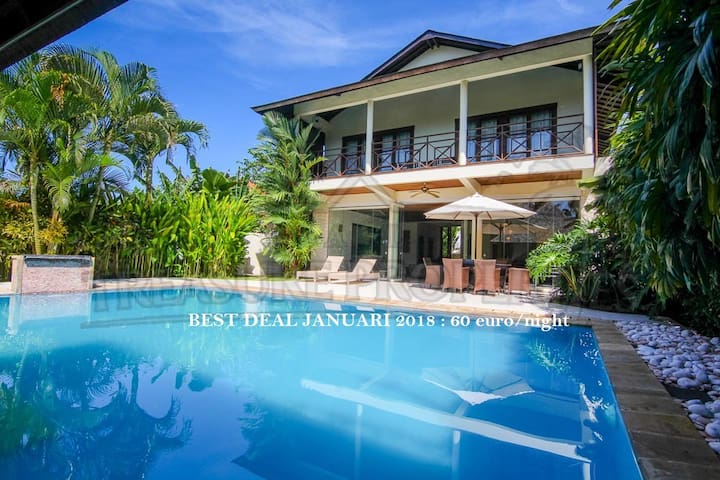 Beautifull villa//Canggu-area
