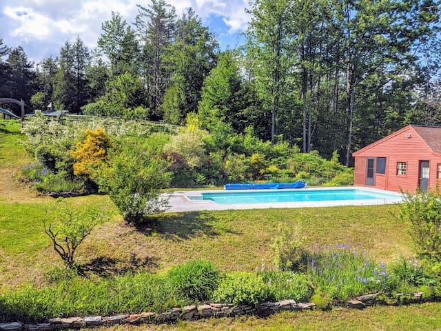 Ludlow Lookout: Heated Pool + Okemo Shuttle