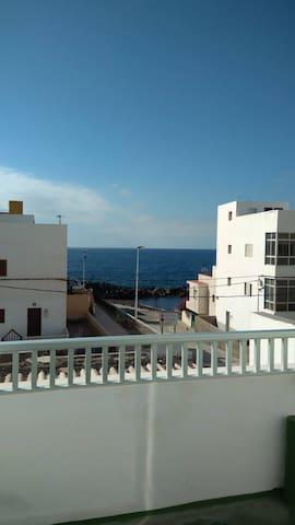 Penthouse overlooking the ocean