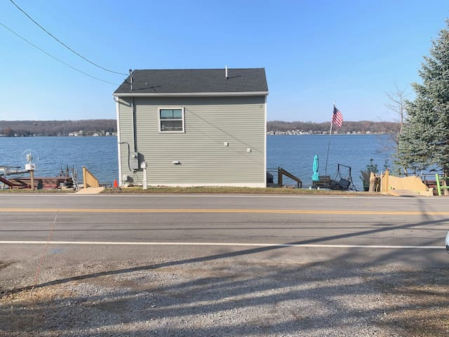 Our Cottage on Conesus Lake