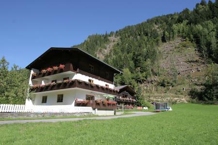 Apartment in Matrei in Osttirol with Garden & Play Equipment