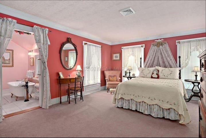 Bed & Breakfast Book Lovers Inn - Jane Austen