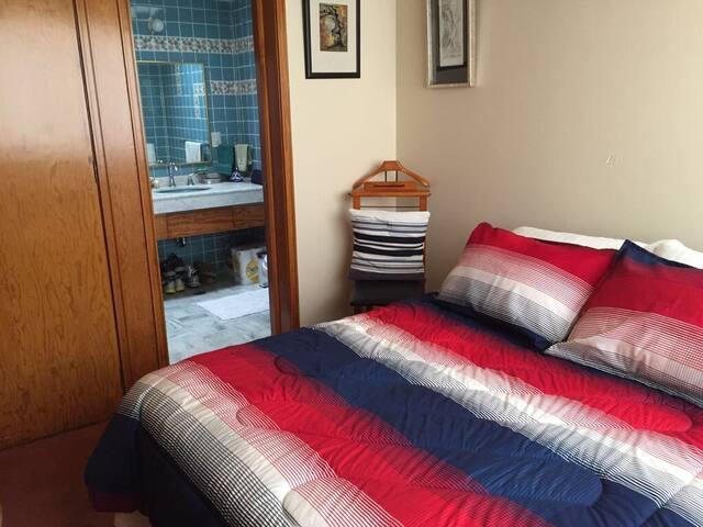 Renta habitación,Sur, Ciudad México - Ciudad de México - Dom