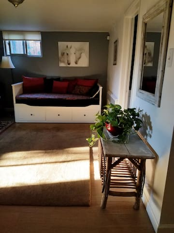 Cozy, Private,  1st floor apt.  in Reno for you.