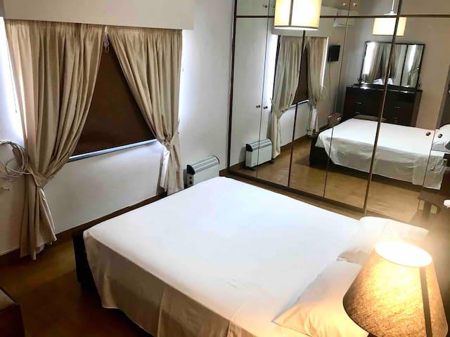 Center of Nicosia 2-bedroom-  2-bathroom apartment