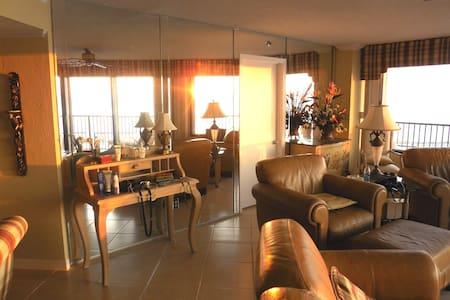 Oceanfront Penthouse Condo - Daytona Beach Shores - Συγκρότημα κατοικιών