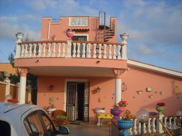 villetta indipendente - Altavilla Milicia - Villa