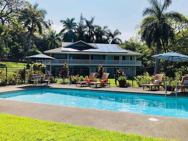Family-Friendly Estate Guest Suite-Pool & Patio!