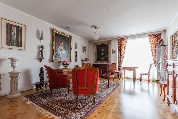 Grand standing lumineux bien situé - Paris - Apartment