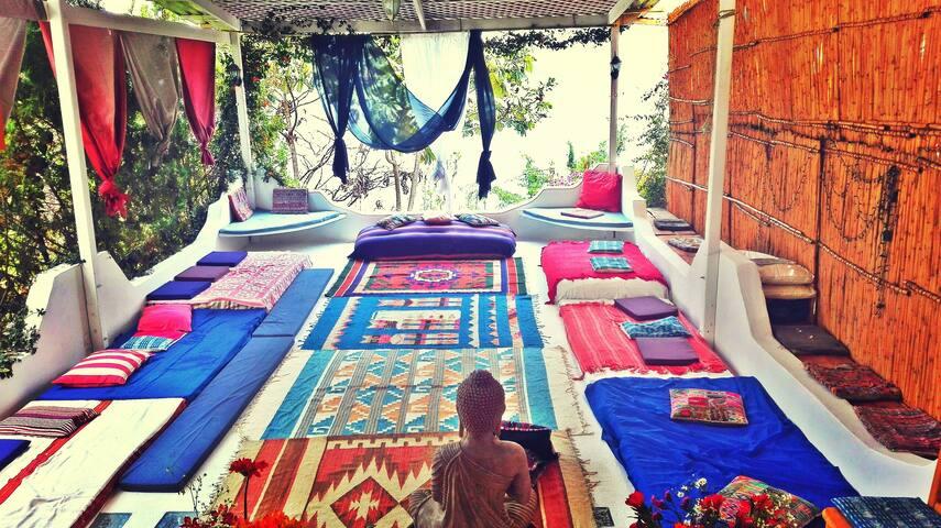 Sanctuary Retreat Private Room 3