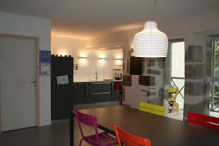 Grand appartement hyper centre - La Roche-sur-Foron