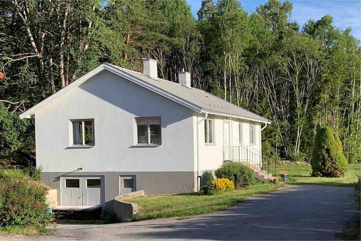 Cozy villa with 2 bedrooms and spacious garden