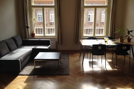 BRIGHT STUDIO for explorers - Praha - Huoneisto