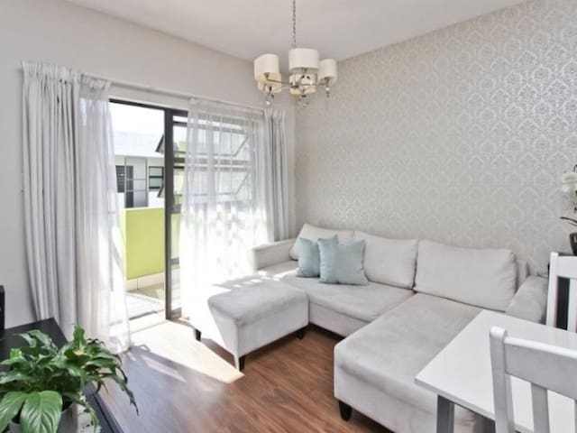 Excellent Location, Comfort and Luxury for less - Sandton - Apartamento