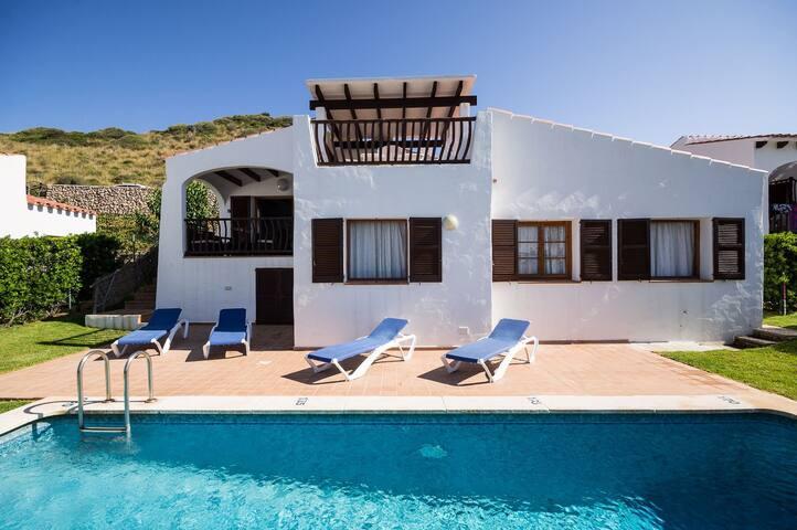 Villas Playas de Fornells, Menorca
