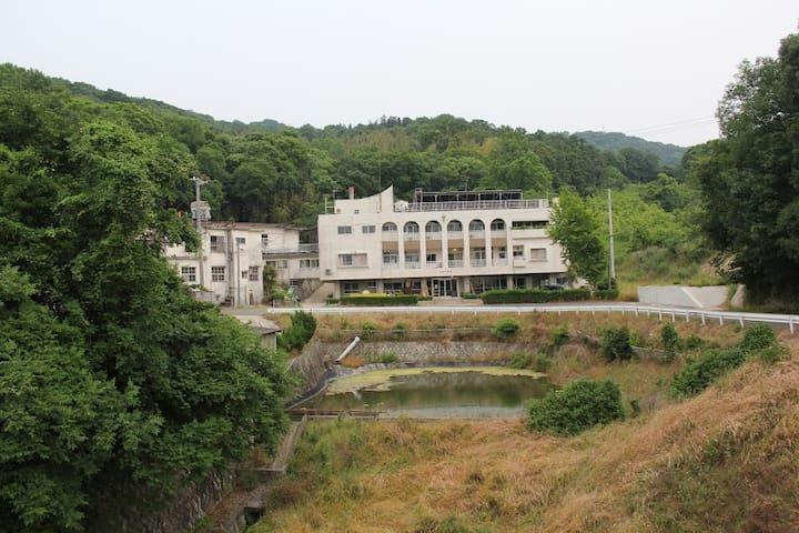 Teshima guesthouse mamma dormitory for women
