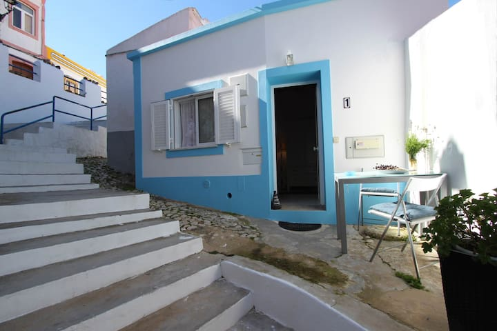 Pitoresk Portugees huis in centrum van Ferragudo - Ferragudo - Hus