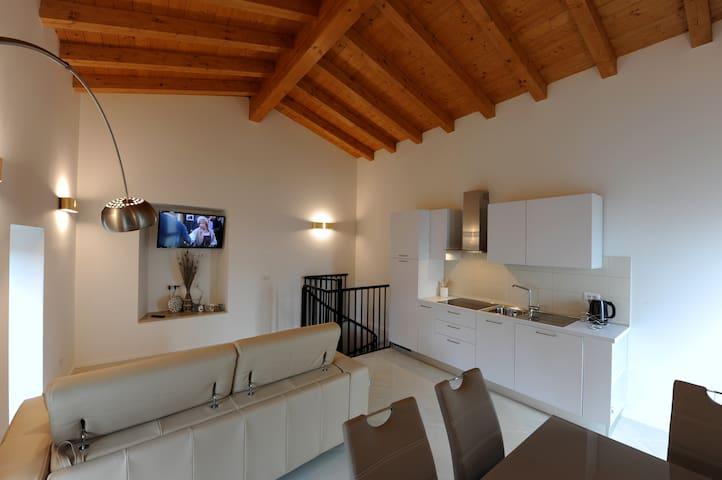 BELLA VACANZA TREMOSINE - Voltino - House