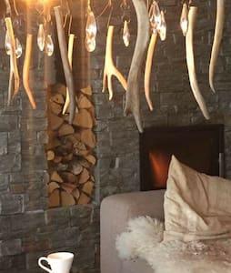 Flott hytte i Nore og Uvdal/Nice mountain cabin