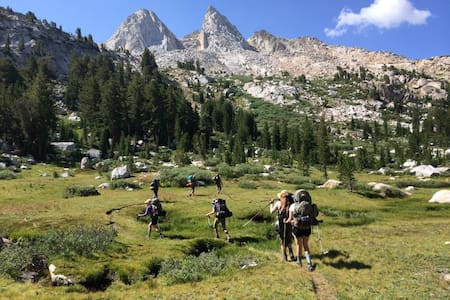 CampCrate's Self-Guided Backpacking Trip