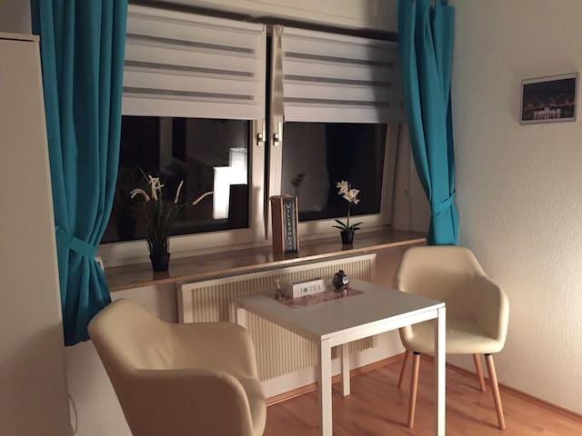 Moderne 1-Zi Wohnung in bester Citylage! - Mannheim - Apartament
