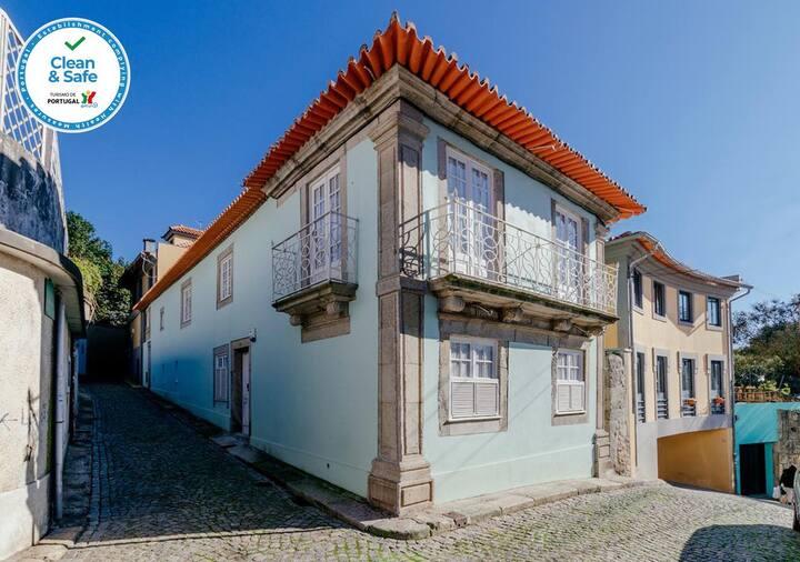 Casa das Laranjas - Quarto do Pátio