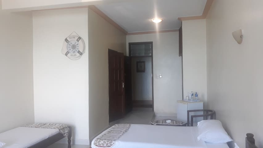 HOMESTYLE,COMFY APARTMENTS IN TUDOR,MOMBASA.