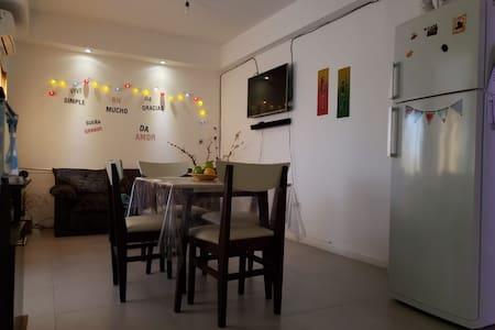 Apartamento luminoso con vista a las sierras