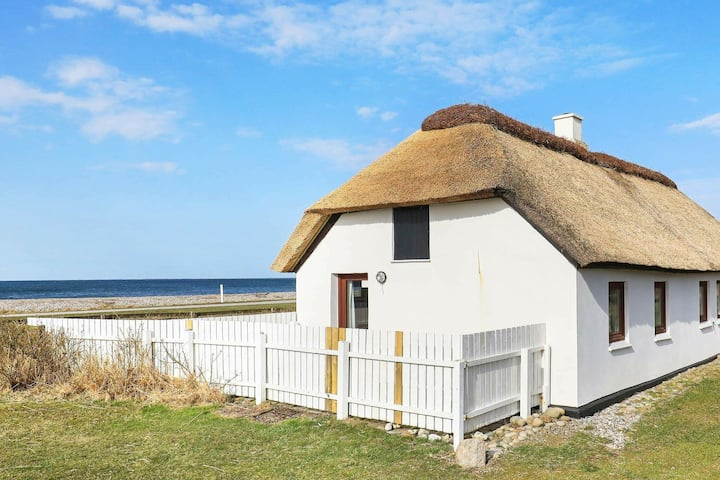 Charming Holiday Home in Thyholm with Sea View