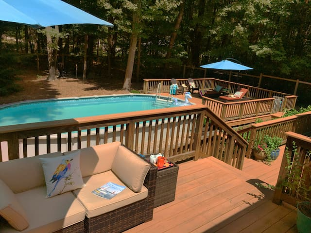 Red Arrow Lodge: Sawyer Retreat with Room for All!