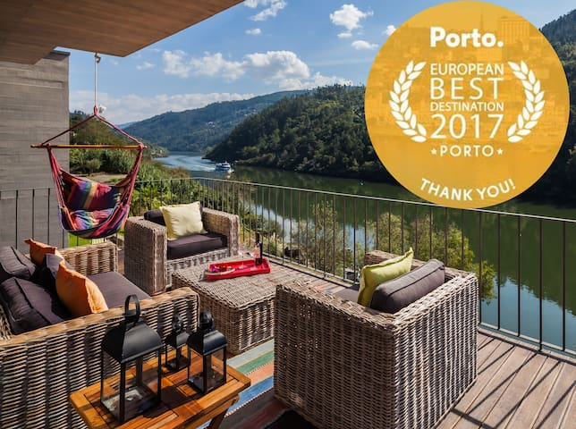 Exclusive Douro House - Porto - Dom