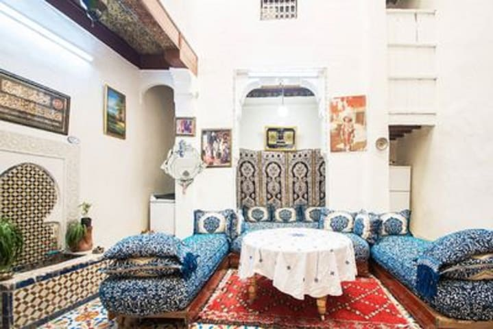 Riad Family Samnoun in the heart of Old town fez