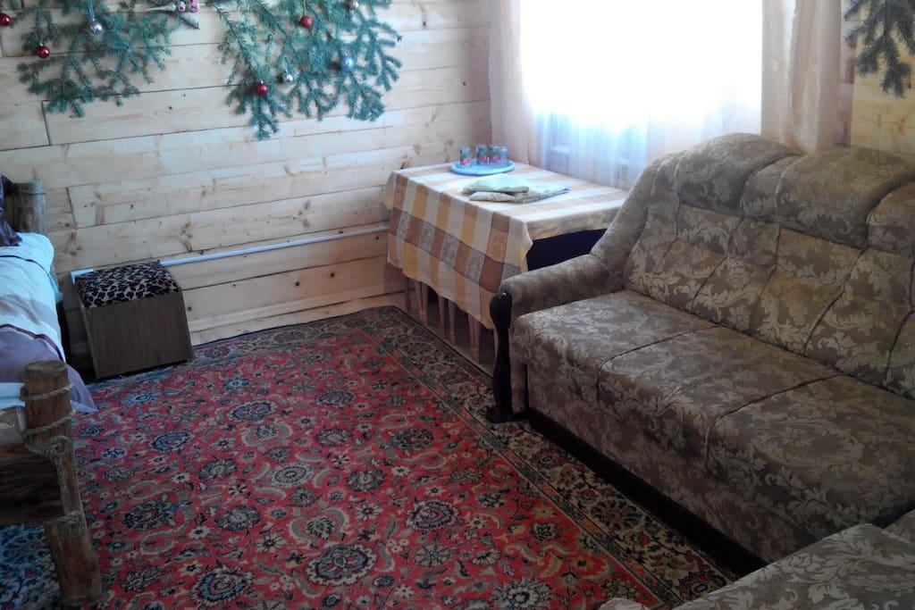 Комната для 3-4 гостей