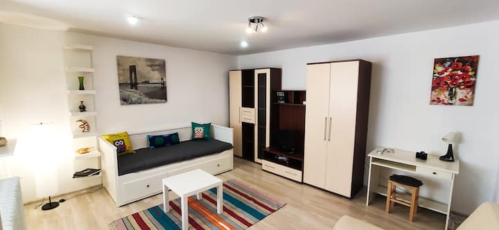 Central Apartment for rent